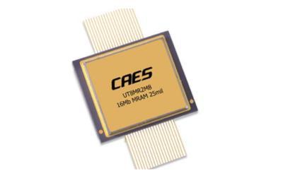 CAES UT8MR2M8 16Mb MRAM chip photo