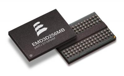 Everspin pMTJ EMD3D256MB photo