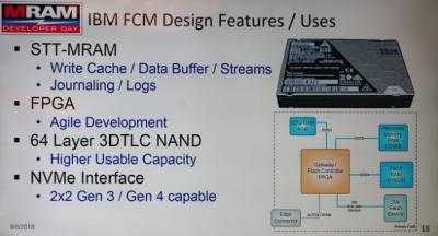IBM 2018 FlashSystem spec slide