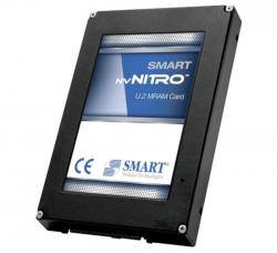 Smart nvNITRO U.2 MRAM card photo
